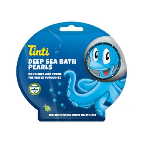 Tinti ทินตี้ ไข่มุกเปลี่ยนสีอาบน้ำ สีเขียวเทอร์คอยท์