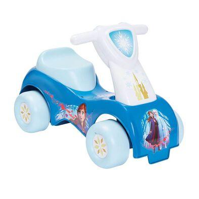 Disney Frozen 2 ดีสนีย์ โฟรเซ่น 2 รถขาไถ พุช แอนด์ สกู๊ต
