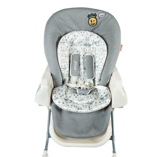 Baby Star Emoji เบบี้ สตาร์ อิโมจิ เก้าอี้สำหรับเด็กปรับเป็นเปลนอนได้
