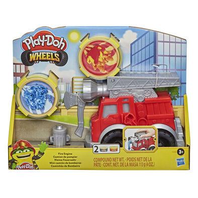 Play-Doh เพลย์โดว์ รถดับเพลิง