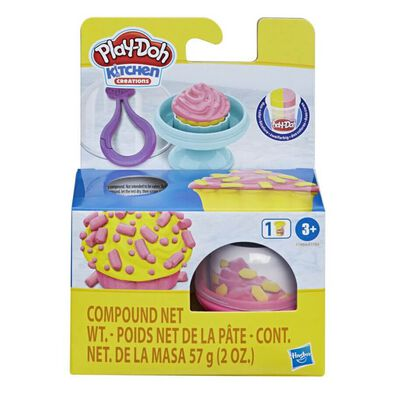 Play-Doh เพลย์โดว์ ชุดแป้งโดทำคัพเค้กและมาการอง คละแบบ