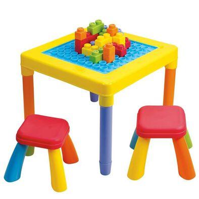 BRU Infant & Preschool บรู ชุดโต๊ะกิจกรรมสำหรับเด็กก่อนวัยเรียน