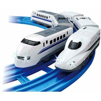 Plarail หัวรถไฟ Shinkansen 300&700 series