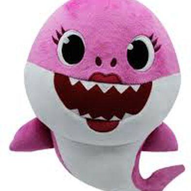 Pinkfong Baby Shark พิงค์ฟง เบบี้ชาร์ค ตุ๊กตาผ้ามีเสียง หม่ามี้ชาร์ค