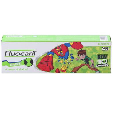 Fluocaril ฟลูโอคารีลคิดส์ ยาสีฟัน 6+ปี กรีน 65กรัม