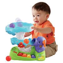 Vtech วีเทค ของเล่นรูปช้างน้อยพร้อมลูกบอลหลากสี