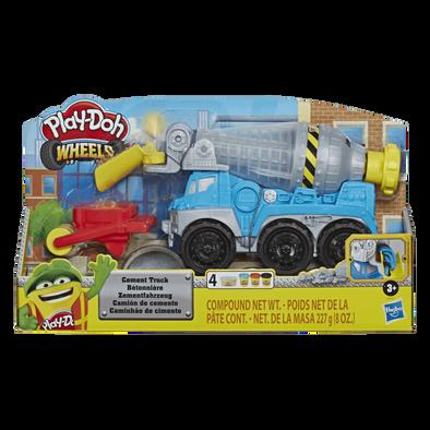 Play-Doh Wheels เพลย์โดว์ วีลส์ ชุดแป้งปั้นรถขนปูน