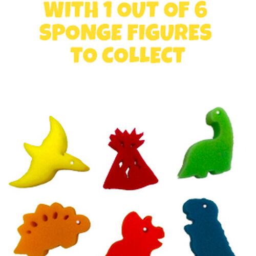 Tinti ทินตี้ ไข่ฟองสบู่ รูปไดโนเสาร์ หรือ นางฟ้า คละแบบ