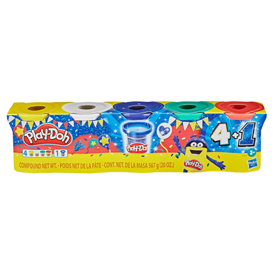 Play-Doh เพลย์โดว์ แซฟไฟร์ เซเลเบรชั่น แพ็ก5