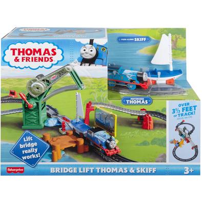 Thomas and Friends โทมัส แอนด์ เฟรนด์ สะพานยกและเรือพาย