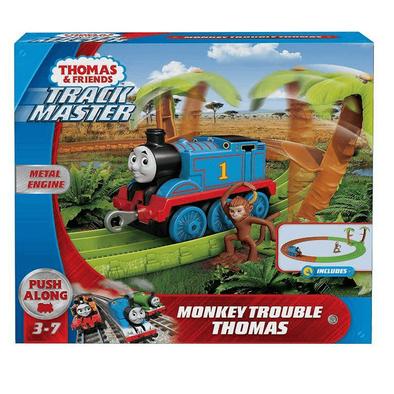 Thomas & Friends โทมัส แอนด์ เฟรนซ์ แทรคมาสเตอร์ พุช อะลอง ชุดลิง เพลย์เซท