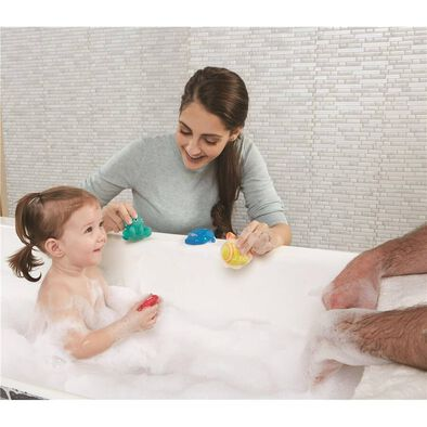 Babie's R Us เบบี้ อาร์ อัส ของเล่นอาบน้ำ ตุ๊กตาสัตว์น้ำใต้ทะเล
