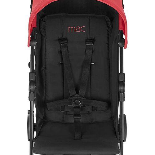 Maclaren แม็คลาเรน รถเข็นเด็ก แม็ก เอ็ม-02 สีแดง