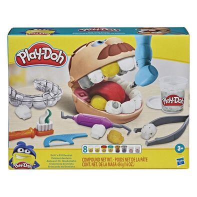 Play-Doh เพลย์โดว์ ดริลล์ แอนด์ ฟิล เดนทิส