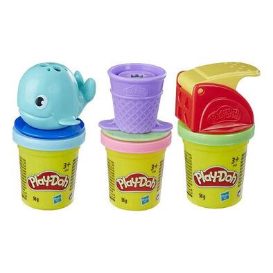 Play-Doh เพลย์โดว์ มินิ แคน ท็อปเปอร์ (คละแบบ)