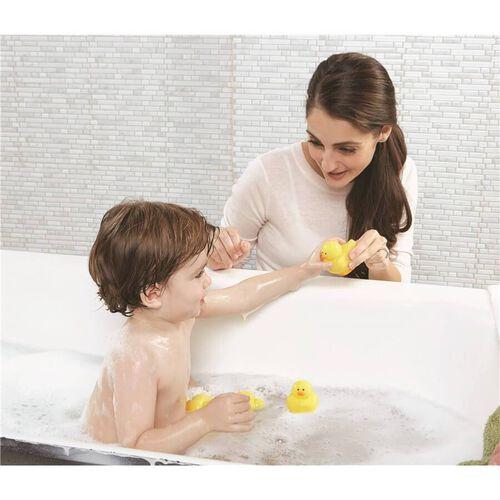 บีอาร์ยู ของเล่นอ่างอาบน้ำ เป็ดน้อย 4 ชิ้น