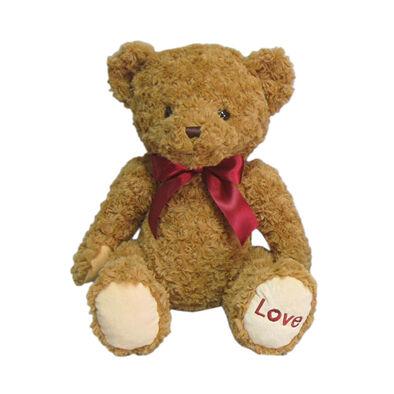 ตุ๊กตาหมี ขนาด 15 นิ้ว พร้อมริบบิ้น