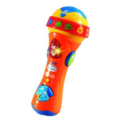 Vtech Baby Sing & Learn Musical Mic - Assorted