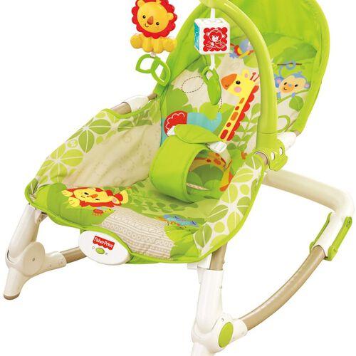 Fisher Price ฟิชเชอร์-ไพรซ์ เปลโยกสำหรับเด็กแรกเกิด